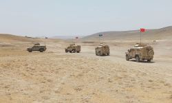 More tasks within Azerbaijani-Turkish joint exercises successfully completed (PHOTO/VIDEO) - Gallery Thumbnail