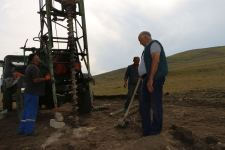 Azerbaijan to install new seismic stations in mud volcano areas (PHOTO) - Gallery Thumbnail