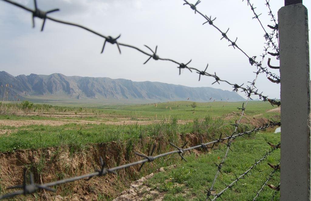 На уровне рабочих групп согласовано более 40 км госграницы Кыргызстана с Таджикистаном