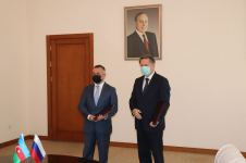 Azerbaijan, Russia sign updated agreement on healthcare co-op (PHOTO) - Gallery Thumbnail