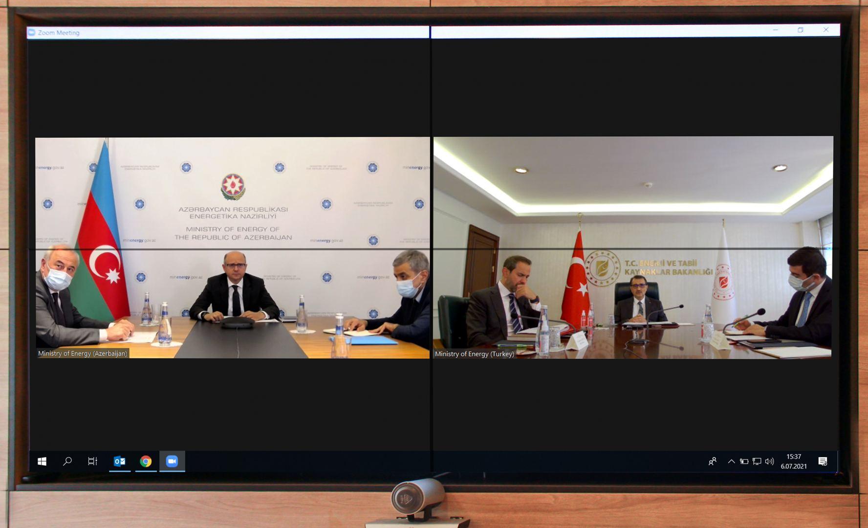 Bakıda Azərbaycan-Türkiyə Enerji Forumunun keçirilməsi planlaşdırılır (FOTO) - Gallery Image