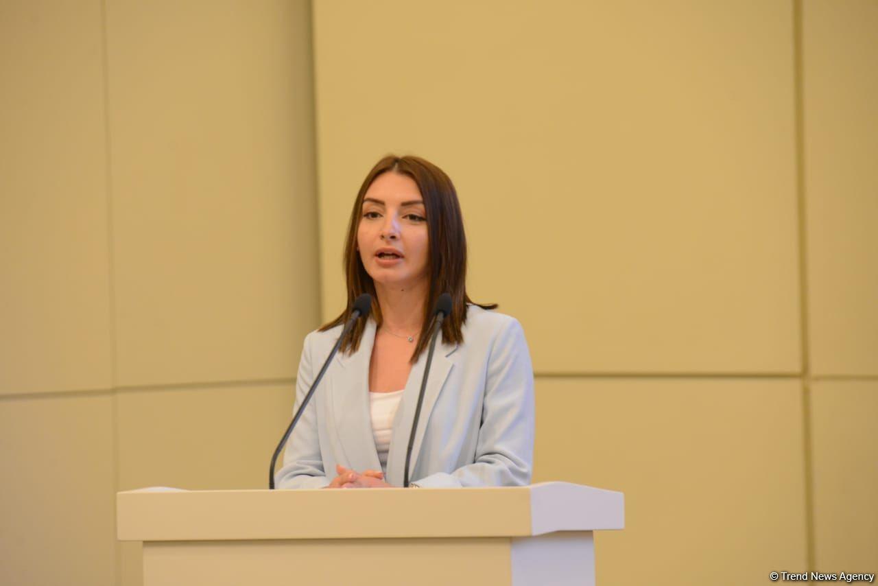Ermənistan Azərbaycana qarşı hələ də ərazi iddiaları ilə çıxış edir - Leyla Abdullayeva