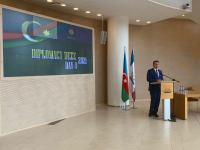 """Baku holds first """"Week of Diplomacy"""" on """"44-day Karabakh War and post-war foreign policy of Azerbaijan"""" (PHOTO) - Gallery Thumbnail"""