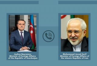 Состоялся телефонный разговор между главами МИД Азербайджана и Ирана