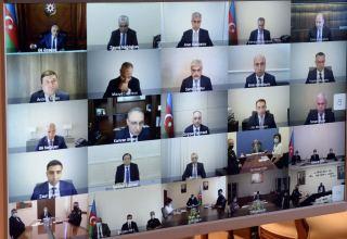 В Азербайджане состоялось совещание Оперштаба в расширенном составе (ФОТО)