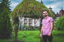 Цветочный шатер-зонтик азербайджанского флориста признан одним из лучших в России (ФОТО) - Gallery Thumbnail
