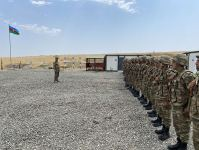 Azerbaijan opens new military bases in liberated Khojavand (PHOTO/VIDEO) - Gallery Thumbnail