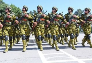 Tajikistan puts troops on high alert for first time in republic's history