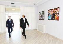 President Ilham Aliyev inaugurates 200-seat orphanage-kindergarten in Naftalan city (PHOTO) - Gallery Thumbnail