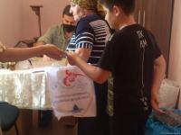 По инициативе депутата Севиль Микаиловой в Худате розданы праздничные подарки по случаю Гурбан байрамы (ФОТО) - Gallery Thumbnail