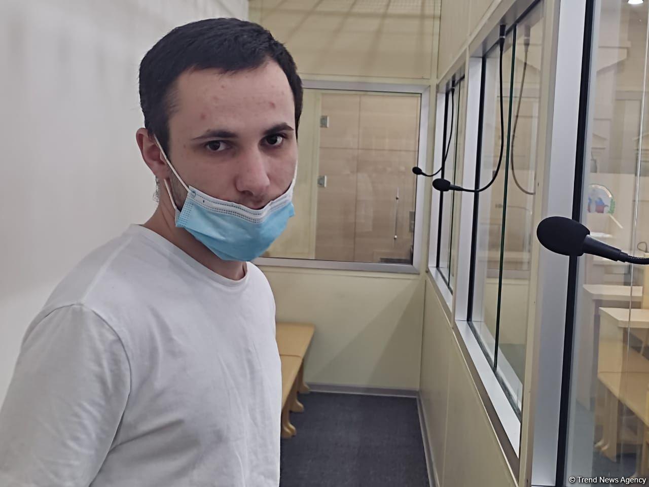 Суд в Баку вынес приговор наемнику, воевавшему в Карабахе (ФОТО) - Gallery Image