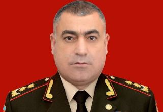 Deputy Chief of General Staff of Azerbaijani Armed Forces dismissed