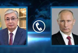 Kazakhstan, Russia talk importance of coordinated efforts