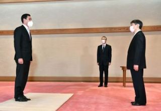 Turkmenistan, Japan sign bilateral documents in number of areas