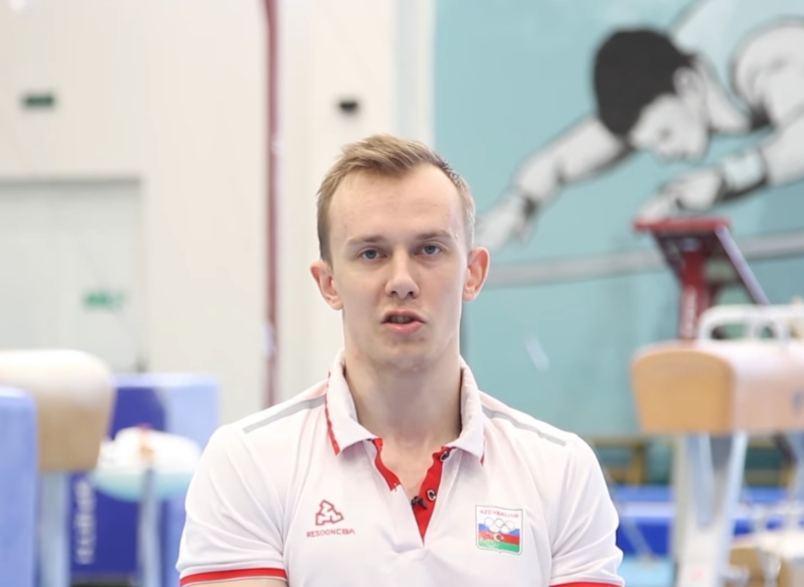 Azərbaycan gimnastı Yay Olimpiya oyunlarında təsnifat mərhələsində iştirak edib
