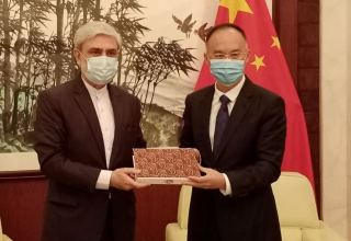 Iranian, Chinese ambassadors to Pakistan consult on region, Afghanistan