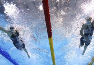 Австралия установила рекорд мира на ОИ в женской эстафете по плаванию