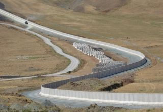 Turkey' eastern Iran border to be safer with modular wall system