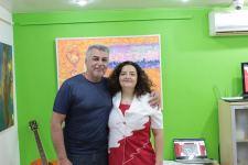 В Баку представлен международный проект в digital format,   объединивший оригинальное творчество (ФОТО) - Gallery Thumbnail