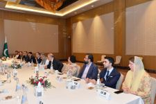 Azerbaijani FM, chair of Pakistani National Assembly discuss regional security issues (PHOTO) - Gallery Thumbnail