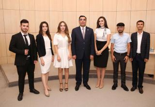 Six BHOS graduates receive scholarships from German government