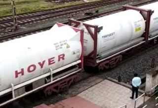 India sends another Oxygen Express to Bangladesh