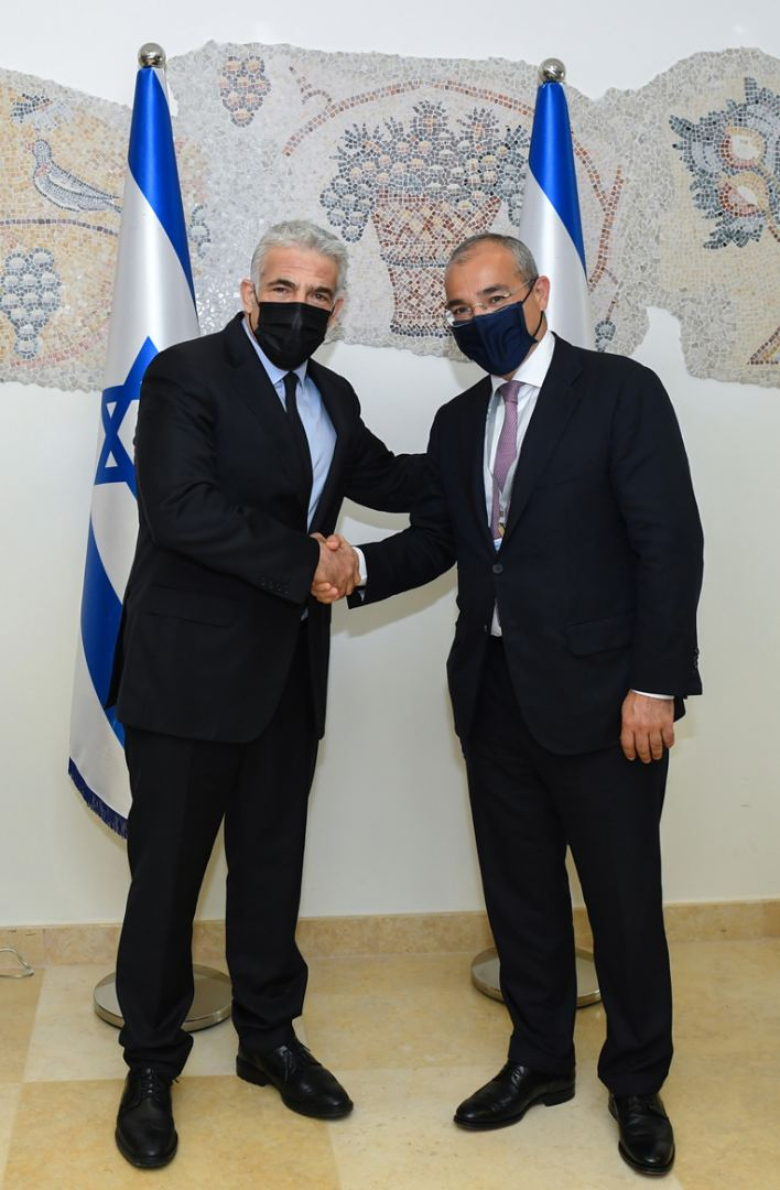 Database and co-op expanding to intensify work of Azerbaijani-Israeli commission - minister (PHOTO) - Gallery Image