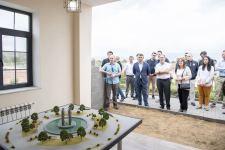 "Oklahoma governor views work within ""smart village"" project in Azerbaijan's Zangilan (PHOTO) - Gallery Thumbnail"