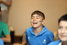 Детям шехидов показали интересное театральное представление (ФОТО) - Gallery Thumbnail
