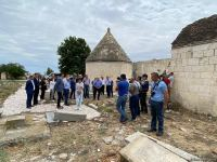 Another working visit organized to Azerbaijan's liberated Aghdam (PHOTO) - Gallery Thumbnail