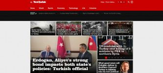 Turkish Yenisafak online newspaper starts publishing articles of Trend News Agency in English (PHOTO) - Gallery Thumbnail