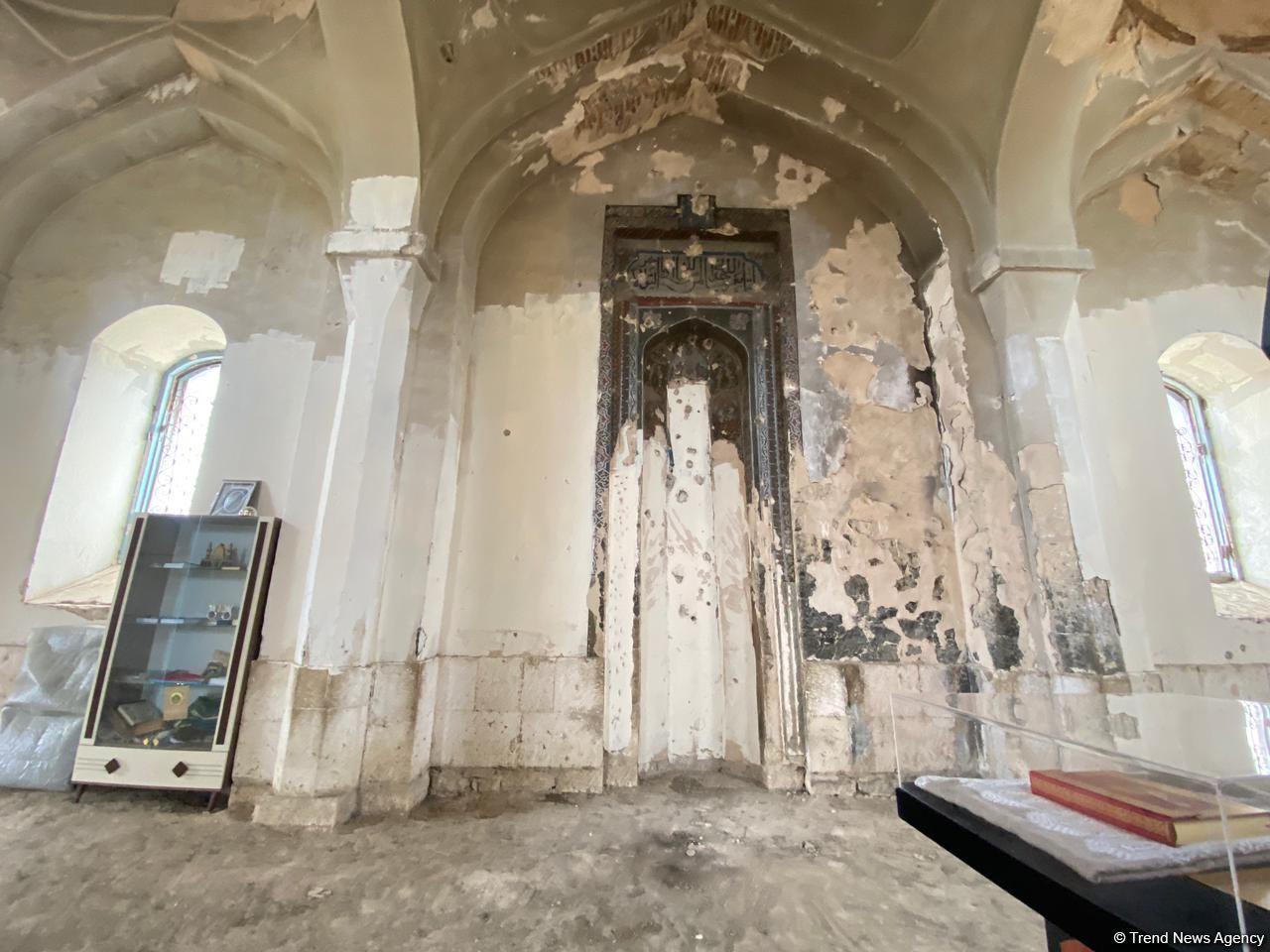 Началась поездка в Агдам представителей Межведомственного центра при Координационном штабе Азербайджана (ФОТО) - Gallery Image