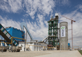 Norm becomes first cement producer in South Caucasus to receive API certification, launches oil-well cement production