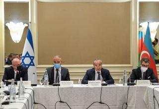 İsrailin biznes dairələri Azərbaycanla əməkdaşlıqda maraqlıdır (FOTO)