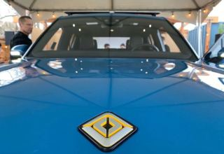 Amazon-backed Rivian in talks with ministers over UK factory