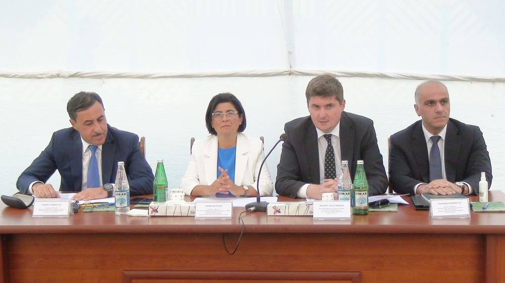 На совместном заседании Рабочих групп Межведомственного центра в Гадруте обсуждены проделанные и предстоящие работы в Карабахе (ФОТО)