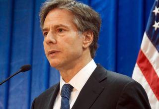 Блинкен указал, что Иран не давал согласия возобновить переговоры по СВПД