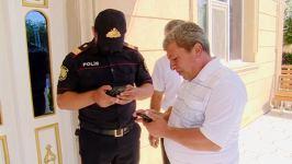 Tovuzda polis şadlıq saraylarında monitorinq keçirib (FOTO) - Gallery Thumbnail