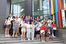 Over one hundred schoolchildren have participated at annual ADA EU Summer Camp (PHOTO) - Gallery Thumbnail