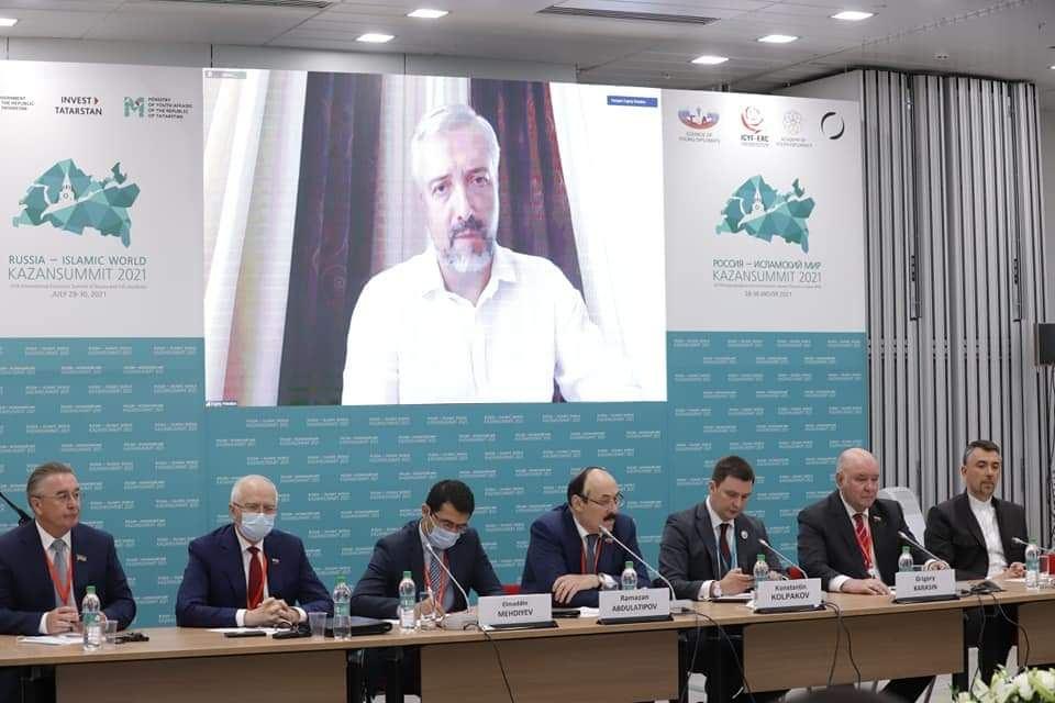 İƏT Gənc İş Adamlarının 7-ci Kazan Forumu keçirilib (FOTO) - Gallery Image