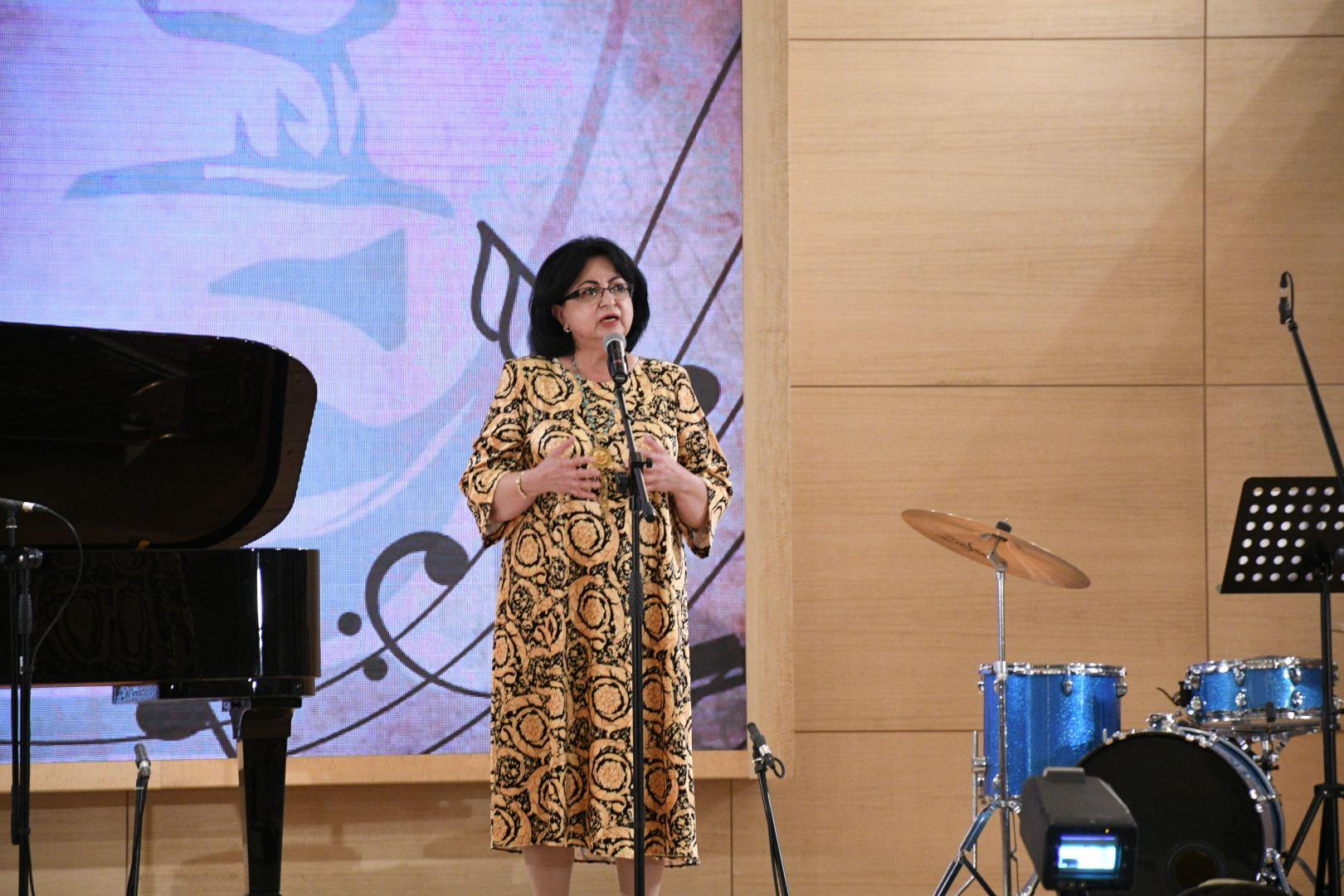 Преподаватели Бакинской музыкальной академии выступили на Габалинском фестивале (ФОТО/ВИДЕО) - Gallery Image