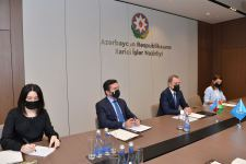 UN Resident Coordinator ready to support Azerbaijan in post-conflict recovery process (PHOTO) - Gallery Thumbnail