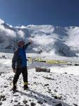 Азербайджанский велопутешественник на пути к Пику Ленина поднялся на высоту в 4000 метров (ФОТО) - Gallery Thumbnail