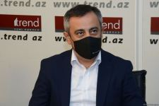 """Azerbaijan's Trend news agency holds discussions on bill """"On Media"""" (PHOTO/VIDEO) - Gallery Thumbnail"""