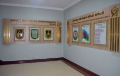 Azerbaijan commissions several objects of Ground Forces Command (PHOTO/VIDEO) - Gallery Thumbnail