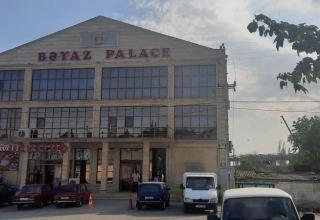 Şamaxıda karantin qaydalarını pozan şadlıq sarayının sahibi 4 min manat cərimələnib (FOTO/VİDEO)