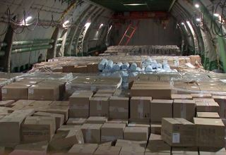 First plane with UN humanitarian aid for Afghanistan arrives in Uzbekistan