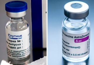 14th batch of Sputnik V vaccines delivered to Iran Embassy in Moscow