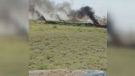 Armenian Armed Forces resort to arson in direction of Azerbaijan's Sadarak district (PHOTO/VIDEO) (UPDATE) - Gallery Thumbnail