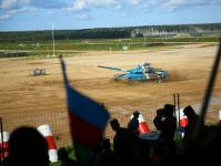 Azerbaijani tankers kick off first race within Tank Biathlon competition in Moscow (PHOTO) - Gallery Thumbnail